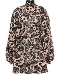 Giambattista Valli Short Dress - Pink