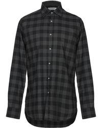 Aglini Shirt - Gray