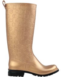 Marc By Marc Jacobs Boots - Metallic