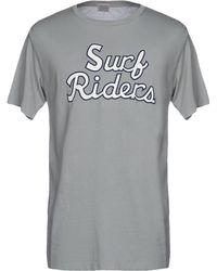 Ebbets Field Flannels - T-shirt - Lyst
