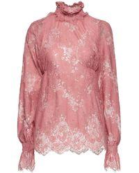 Soallure Blouse - Pink