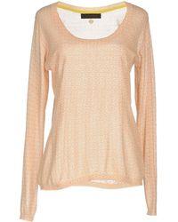 CafeNoir Sweater - Pink