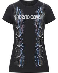 Roberto Cavalli T-shirt - Noir