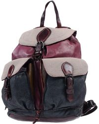 Caterina Lucchi Backpacks & Fanny Packs - Purple