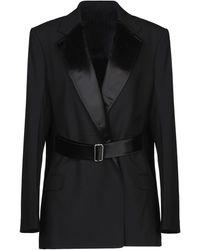 Helmut Lang Suit Jacket - Black