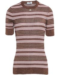 Courreges Sweater - Brown