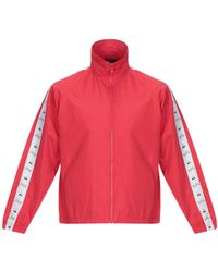Obey Jacket - Red
