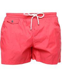 Hartford Swim Trunks - Pink