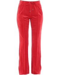 Juicy Couture Pantalone - Rosso