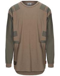 WTAPS T-shirts - Grün
