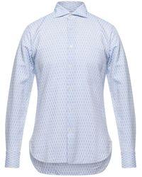 The Gigi Camisa - Azul