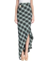 DSquared² Long Skirt - Green