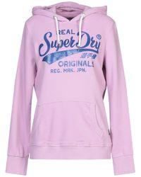 Superdry Sweat-shirt - Rose
