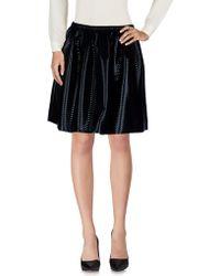 Marco Bologna - Knee Length Skirt - Lyst
