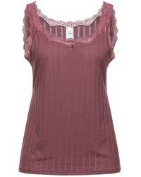 CALIDA Undershirt - Purple
