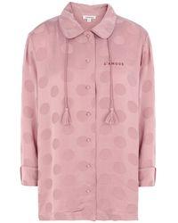 Love Stories Sleepwear - Pink