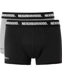 Neighborhood Boxer - Black
