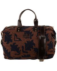 Scotch & Soda Travel & Duffel Bags - Brown