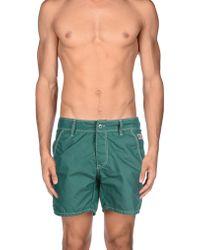 Roy Rogers Bañadore tipo bóxer - Verde