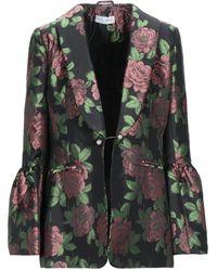 WEILI ZHENG Suit Jacket - Green
