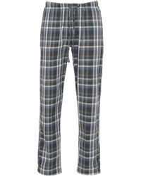 Hanro Pyjama - Grau