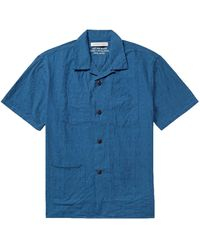 Outerknown Shirt - Blue