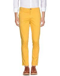 Squad² Pants - Yellow