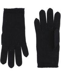 Armani Gloves - Black