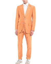 Tom Ford Traje - Naranja