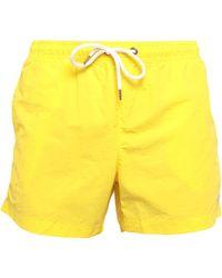 Champion Swimming Trunks - Yellow