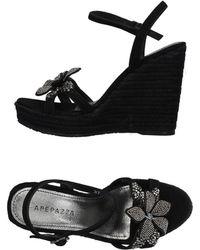 Apepazza Sandals - Black