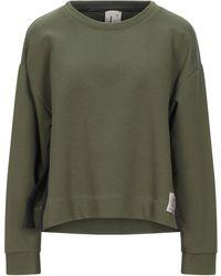 L'Autre Chose Sweat-shirt - Vert