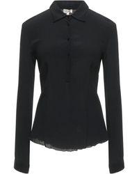 Her Shirt Shirt - Black