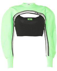 Gcds Pullover - Vert