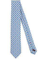 Fiorio Krawatte - Blau