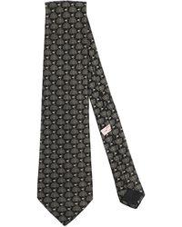 Loewe Ties & Bow Ties - Black