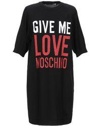 Love Moschino Vestito corto - Nero
