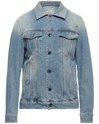 Siviglia Denim Outerwear - Blue
