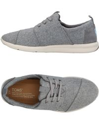 TOMS Low-tops & Trainers - Gray