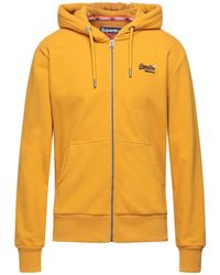 Superdry Sweat-shirt - Jaune