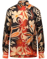 Dries Van Noten Camicia - Multicolore