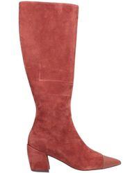 Roberto Cavalli Boots - Red