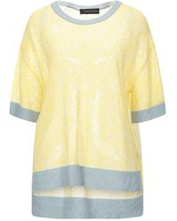 Alessandro Dell'acqua Sweater - Yellow
