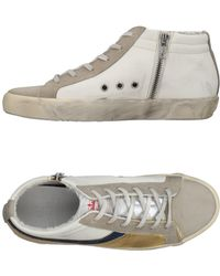 Leather Crown - High-tops & Trainers - Lyst