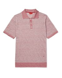Isaia Pullover - Rot
