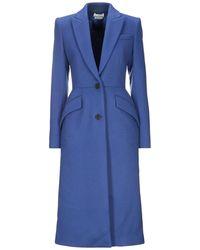 Alexander McQueen Coat - Purple
