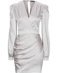 Guess Robe courte - Gris