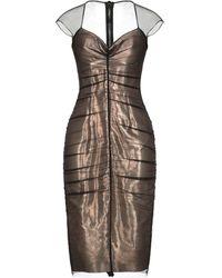 Tom Ford Knee-length Dress - Black