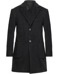 Takeshy Kurosawa Coat - Black