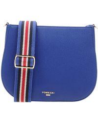 Pomikaki Cross-body Bag - Blue
